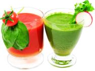 böjtölés zöldséglevekkel